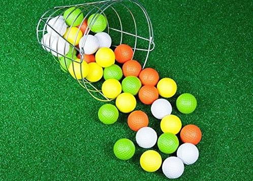 the best Foam practice golf balls