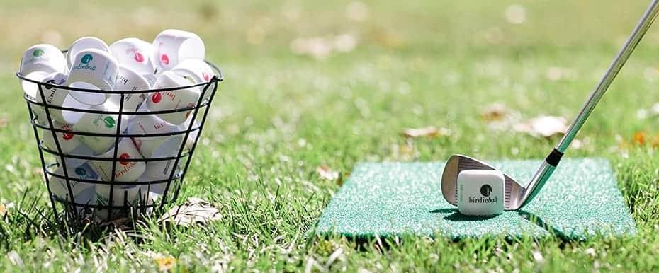 the best golf balls for indoor practice