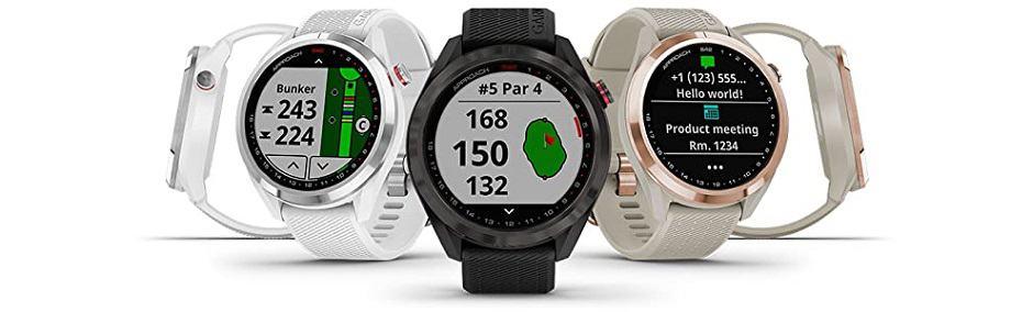 the best golf gps watch rangefinder
