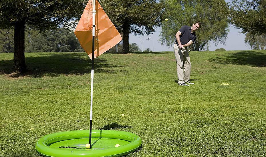 the best indoor practice golf balls