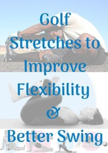 Stretching exercise for golf