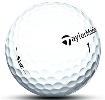 the taylormade tp5 golf balls s