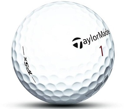the taylormade tp5x golf balls s