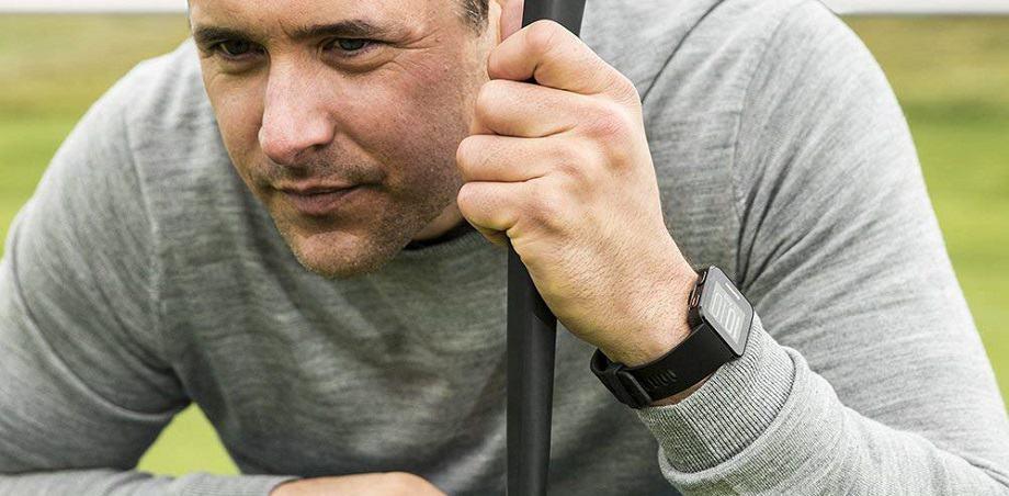 The garmin s10 golf watch