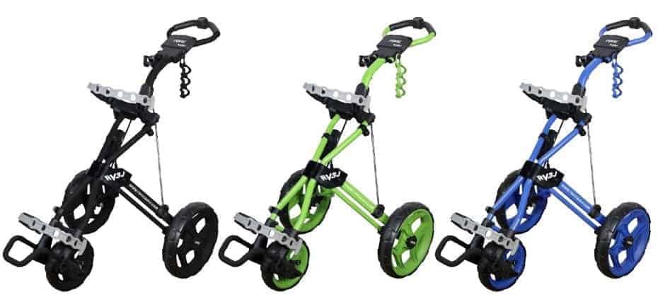 clicgear rovic rv3j push carts