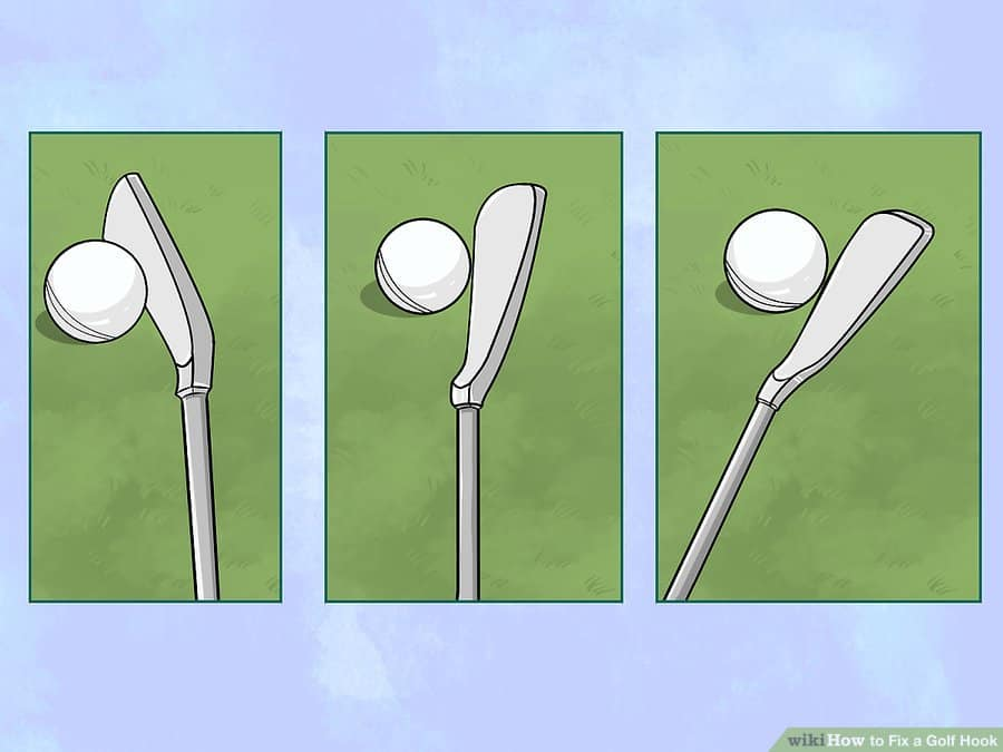 drills to stop hooking the golf ball