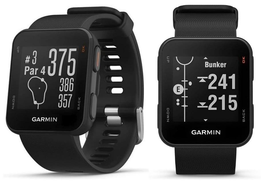the garmin approach s10 gps golf watch review