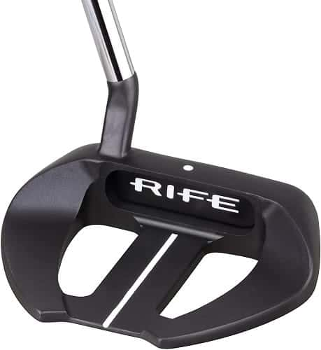 Rife Roll Groove Technology Series Dual Winged Putter