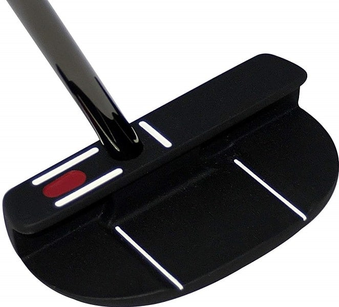 Seemore FGP Black Mallet Putter