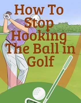 how to avoid hooking the golf ball