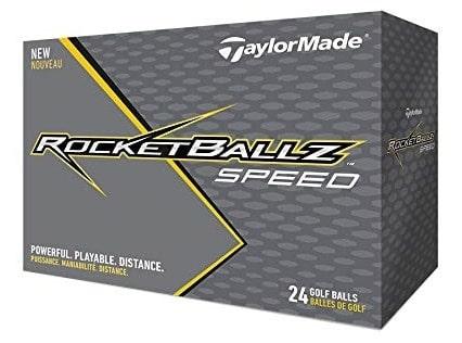 TaylorMade Rocketballz Golf Balls Review Best 2 Piece Golf Ball for Distance