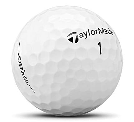 taylormade rbz balls review