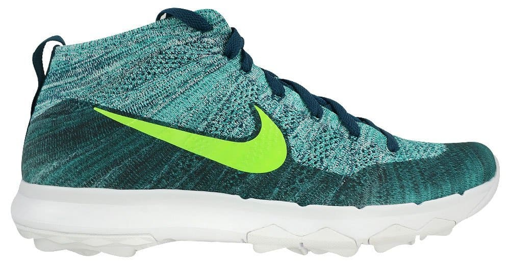 Nike Flyknit Chukka Golf Shoes Review