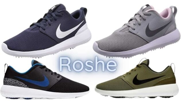 Nike Roshe G golf shoes reviews