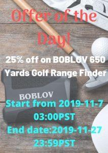Boblov rangefinders