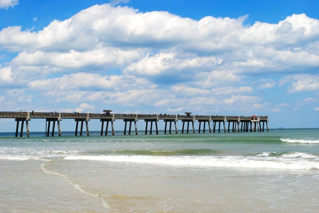 Fishing Pier in Jacksonville