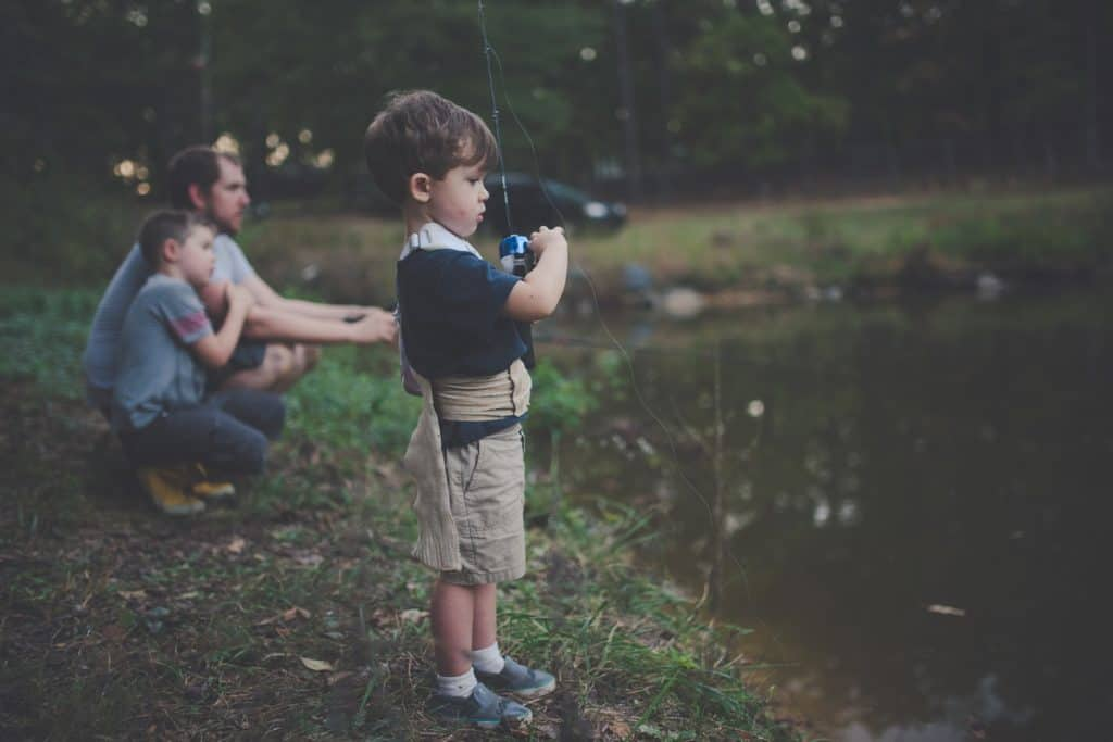 Fishing in Jacksonville