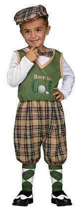 Fun World Golfer Toddler Costume