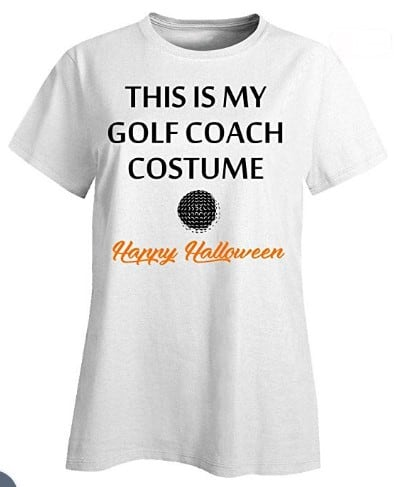 Couples Golf Halloween Costumes