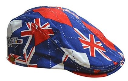 Royal & Awesome Mens Golf Hat