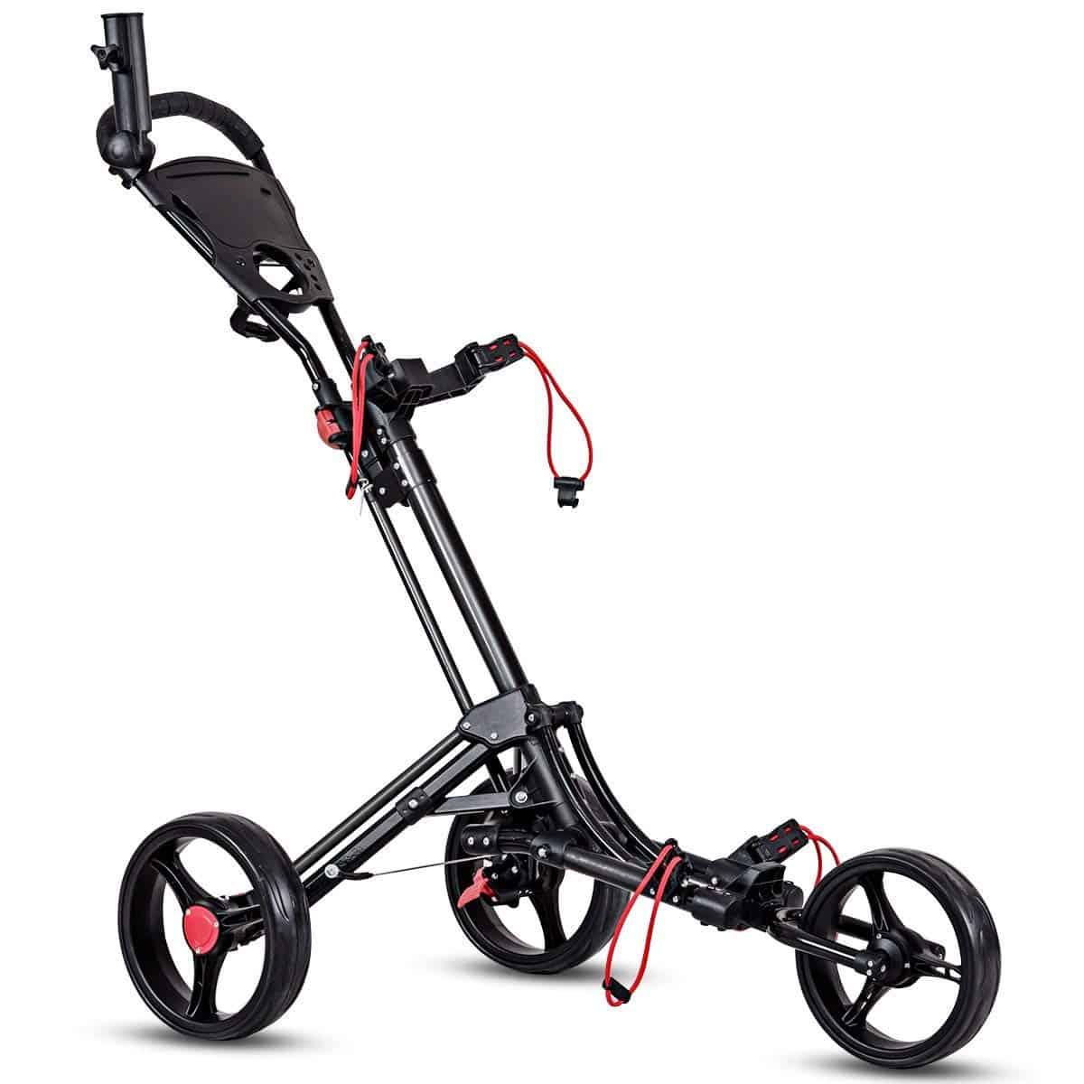 Tangkula Folding Golf Cart Review