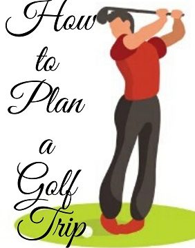 How to Plan a Golf outing