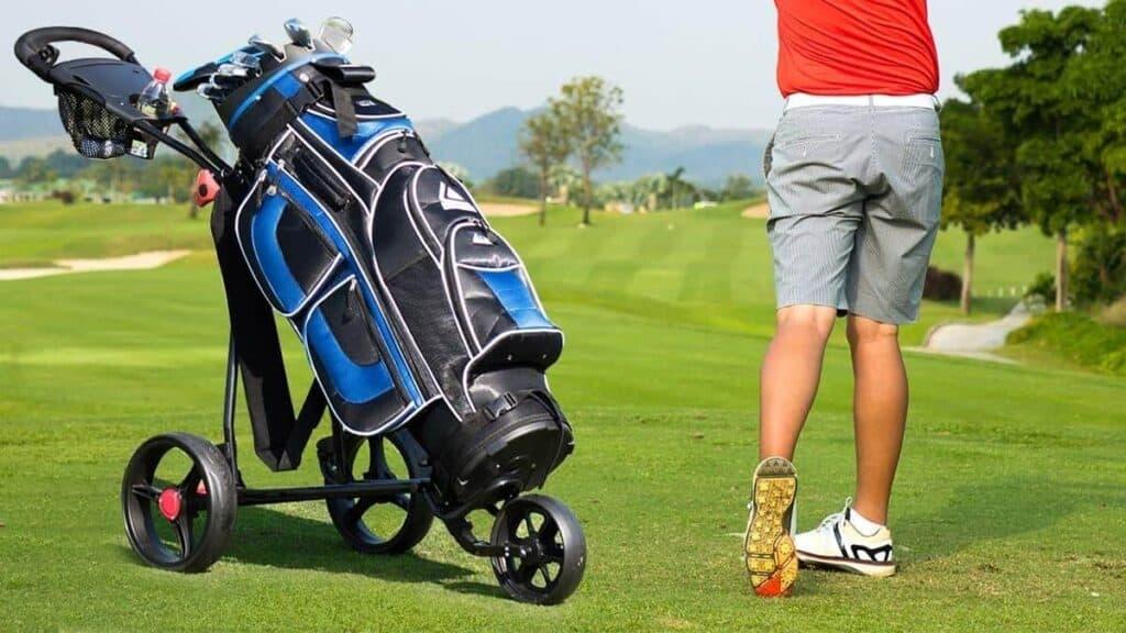 Tangkula Folding Golf Cart Reviews