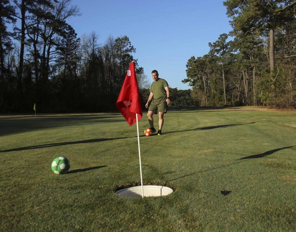footgolf courses near me
