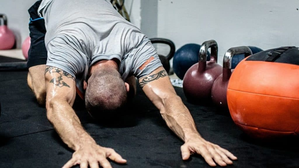 mobility workout for golf