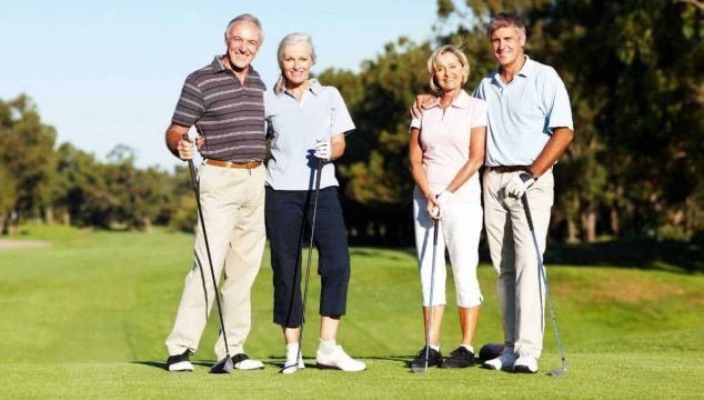 the Best Couples Golf Vacations For Seniors