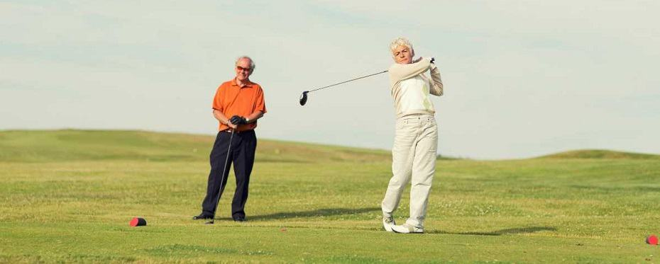 the Best Couples Golf Vacations