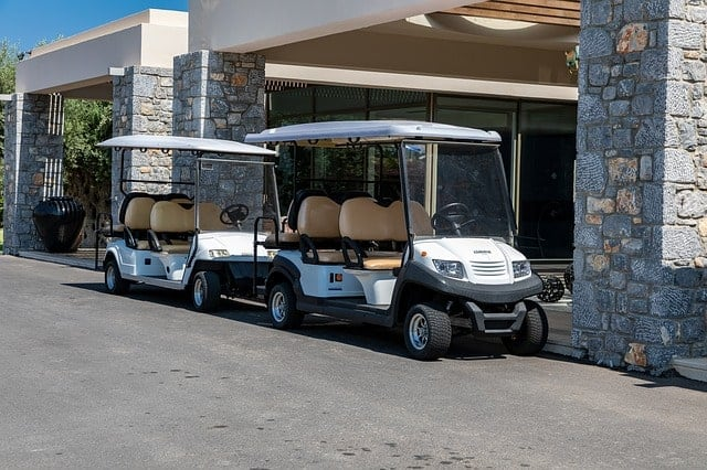 Legal Aspects Regarding Driving A Golf Cart
