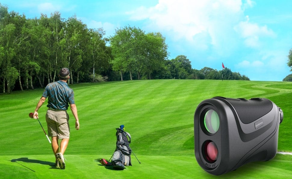 Rinkmo Golf Rangefinder Review