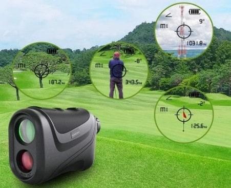 Rinkmo Golf Rangefinders
