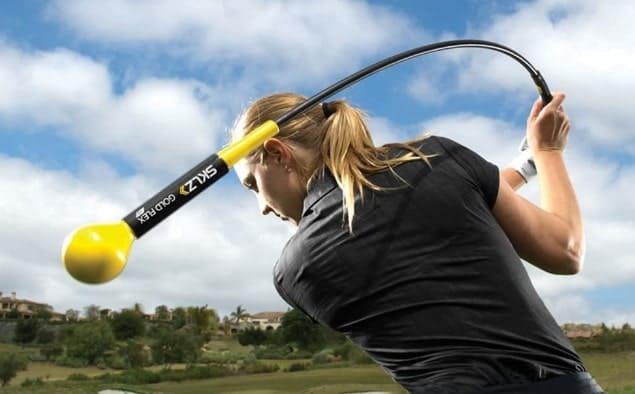 SKLZ Gold Flex Golf Swing Trainer