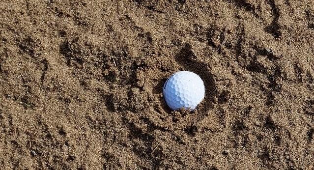 Temperature effect on golf balls