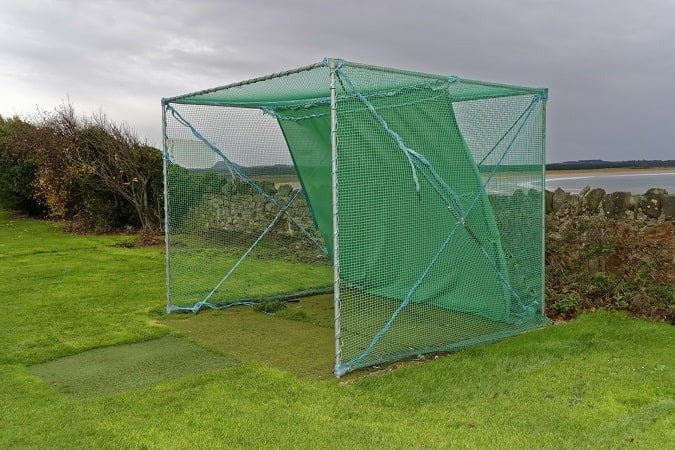 best golf practice net for home