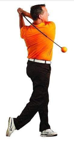 orange whip golf swing trainer