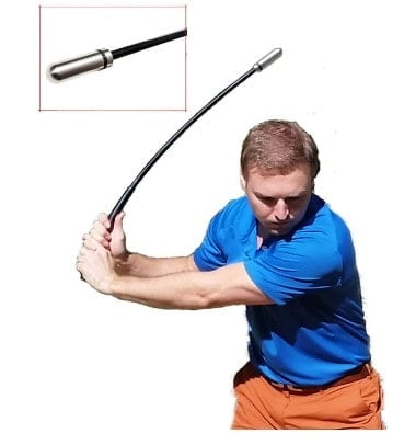 swing right now Indoor Golf Swing Training Aid