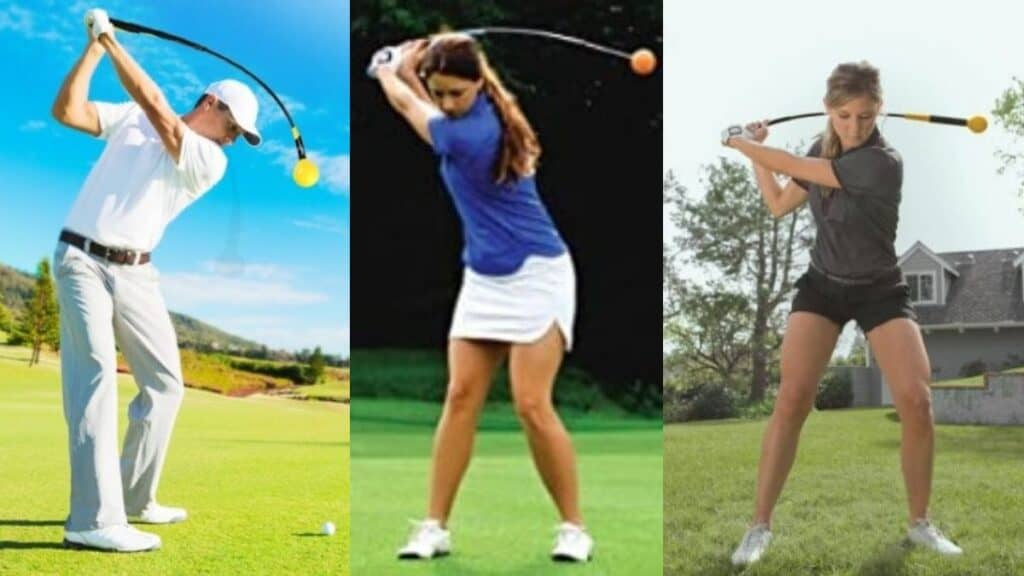 the best golf swing trainer aids for beginners