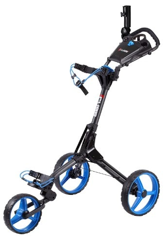 Cube Cart 3 Wheel Golf Trolley Review
