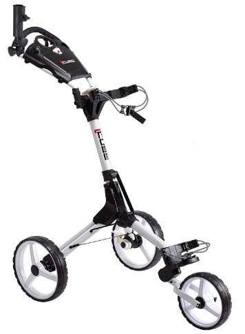 Cube Cart 3 Wheel Golf pushcart Review