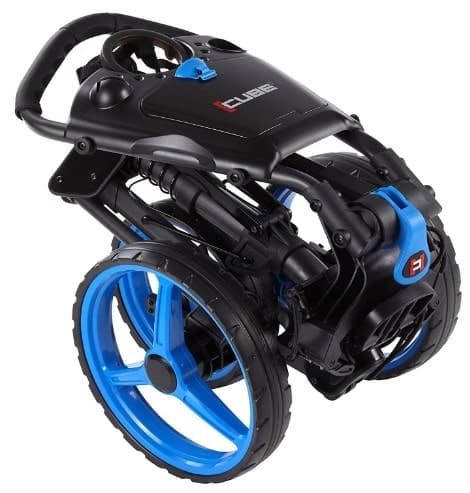 Cube Cart 3 Wheel Golf pushcart