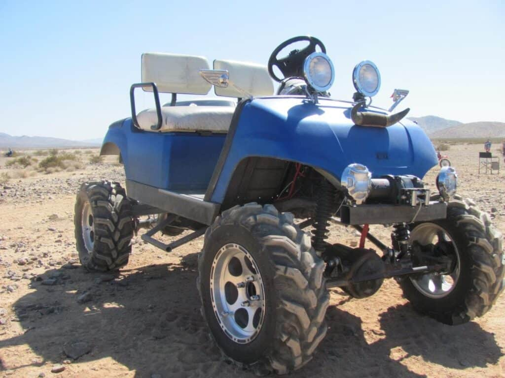 Extreme Golf Carts