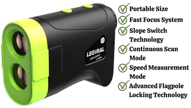 Legiral Golf Rangefinder Review