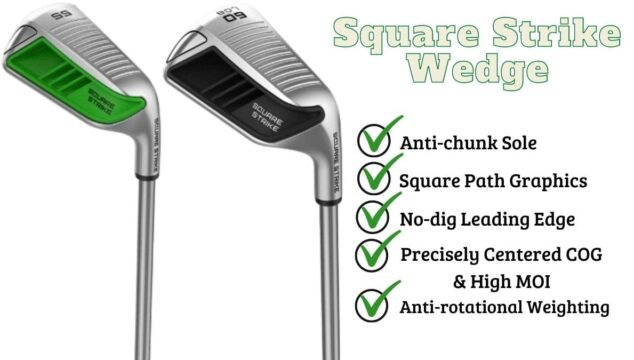 Reviews of square strike wedge