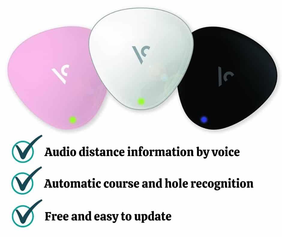 Voice Caddie Vc300se voice golf gps Review