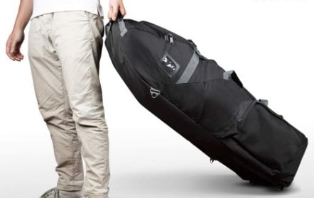 how to travel with golf clubs