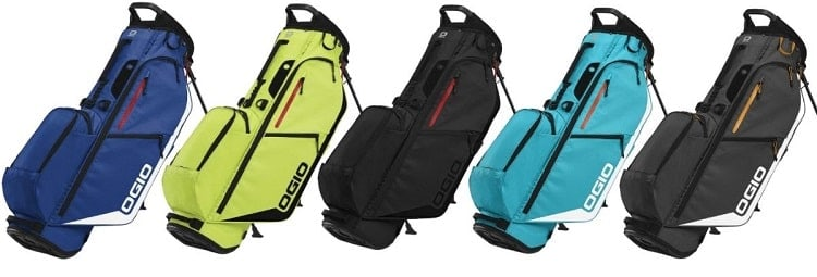 ogio fuse 4 stand bag