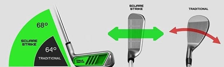 square strike wedge golf club reviews